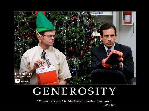 uploaded by marc - The Office Christmas Quotes