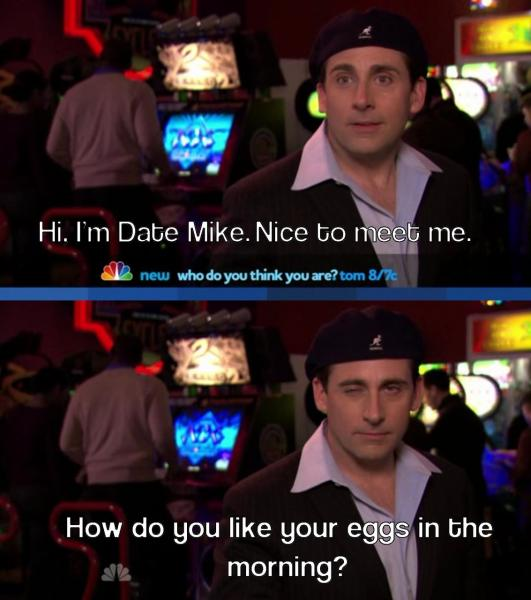 The Office Quotes (NBC) | Season 6 - Happy Hour - Quote #3183